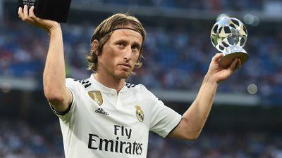 Luka Modric và nhiệm vụ giải cứu Real Madrid