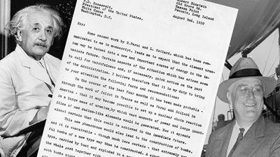 Giải mã lá thư định mệnh của Albert Eistein thay đổi cả nhân loại