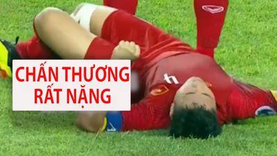 Đội trưởng của U.19 Việt Nam sớm chia tay VCK U.19 châu Á