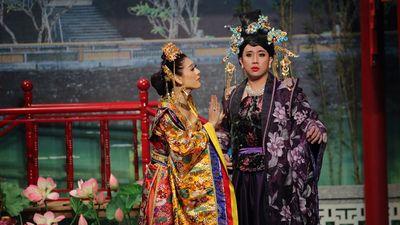 Lâm Khánh Chi thẳng thừng chê Trấn Thành mập trong 'Ơn Giời'