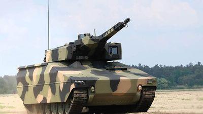 Đấu T-15 Armata của Nga, hãng Đức phát triển thiết giáp hạng nặng Lynx