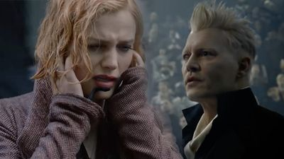 Lộ nghi vấn Queenie theo phe hắc ám Grindelwald trong teaser mới 'Fantastic Beasts 2'