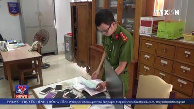 Công an Đà Nẵng phá vụ cá độ bóng đá