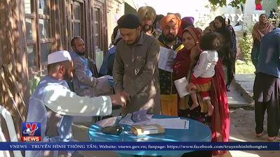 Loạt vụ nổ trong ngày bầu cử Quốc hội Afghanistan