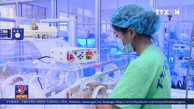 Những nữ y bác sỹ giành lại sự sống cho trẻ sơ sinh