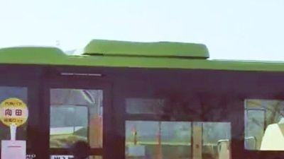 Trải nghiệm độc đáo với xe buýt không người lái ở vùng quê Nhật Bản