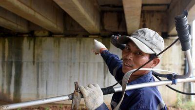 Nhà thầu khắc phục sự cố thấm dột trên cao tốc 34.500 tỷ