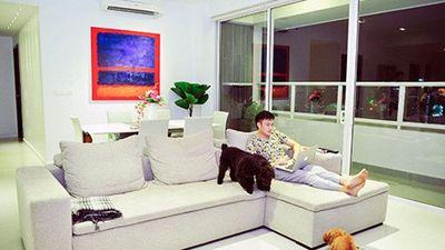 Bên trong căn hộ hiện đại của Dương Triệu Vũ