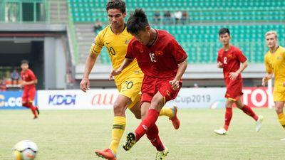 Thua Úc, U.19 Việt Nam dừng chân sớm tại U.19 châu Á