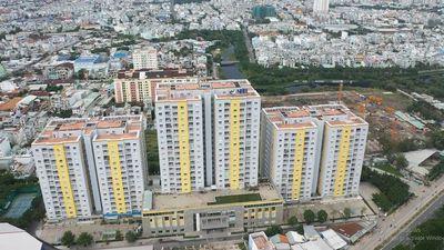 Diện mạo mới chung cư Carina Plaza sau 'thảm họa' cháy chết 13 người