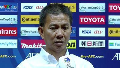HLV Hoàng Anh Tuấn: 'U19 Việt Nam đã sợ hãi đối thủ'