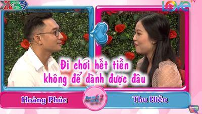 Màn bấm trượt 'hiếm có' trong 'Bạn muốn hẹn hò' của 'ông địa' khiến cô gái buồn... suýt khóc