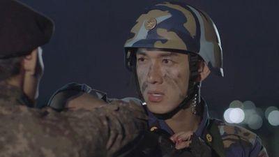 Hậu duệ mặt trời Việt Nam tập 23-24: Đại úy Duy Kiên gặp nạn