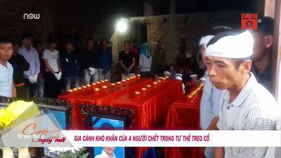 Gia cảnh khó khăn của 4 người treo cổ tự tử ở Hà Tĩnh
