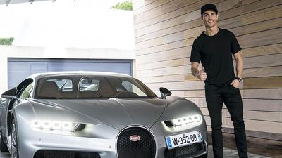8 siêu xe nổi bật trong bộ sưu tập của Cristiano Ronaldo