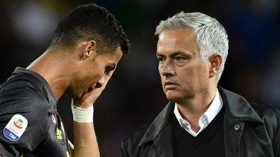 HLV Mourinho: 'Tôi biết Ronaldo muốn đánh bại Man Utd'