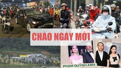 Nữ tài xế BMW gây tai nạn kinh hoàng, vợ chồng Phạm Quỳnh Anh chính thức ly hôn được tìm đọc nhiều nhất ngày