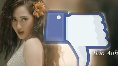 MV 'Như lời đồn' gây trãnh cãi của Bảo Anh nhận 12.000 lượt dislike