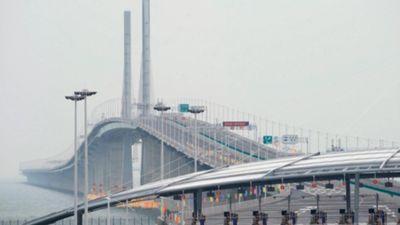Trung Quốc khánh thành cầu vượt biển dài nhất thế giới