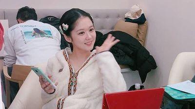 'Mỹ nhân không tuổi' Jang Nara trẻ đẹp ngỡ ngàng ở tuổi U40