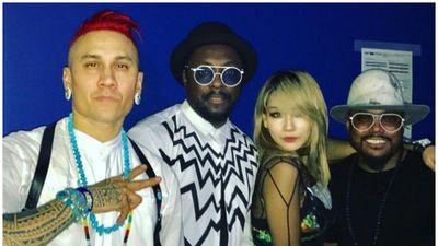 Rời bỏ YG còn quan trọng không: CL vừa xuất hiện trong list nghệ sĩ kết hợp album mới của The Black Eyed Peas!