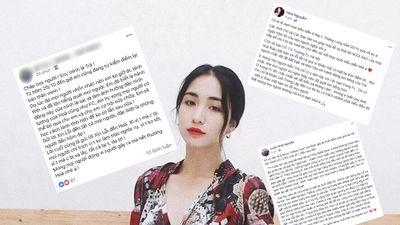 Trưởng FC Hòa Minzy 'quát mắng' fan như 'hát' chính thức lên tiếng: 'Mong mọi người đừng hết thương Hòa'!