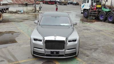 Siêu xe sang Rolls-Royce Phantom 2018 sắp về VN?