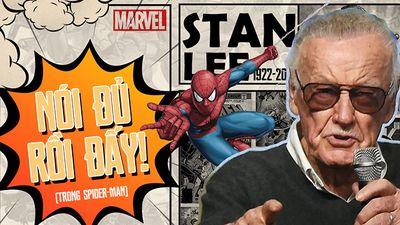 Ngàn lời tri ân từ siêu anh hùng Spider-Man được gửi tới 'cha đẻ' Stan Lee