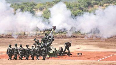 Ấn Độ chính thức sở hữu lựu pháo 'lắm tài nhiều tật' M777