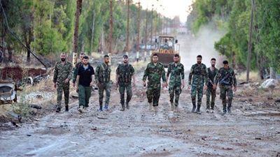 Ankara dọa đánh người Kurd, Syria vội điều tiếp viện tới Aleppo