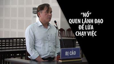'Siêu lừa' dám làm giả cả văn bản của Phó chủ tịch Đà Nẵng