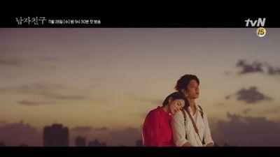 Phim mới của Song Hye Kyo và Park Bo Gum đóng cặp tung trailer