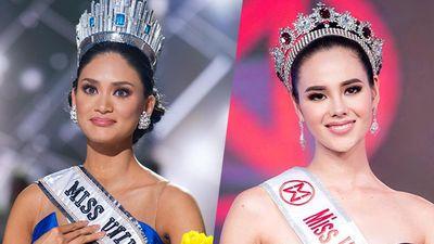 Hoa hậu Hoàn vũ suýt 'hụt' vương miện gây tranh cãi vì không thích đồng hương Philippines đăng quang?