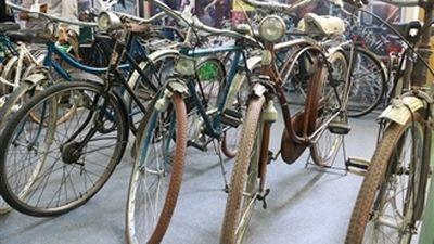 Ngắm chiếc xe đạp cổ trị giá 'ngàn đô'