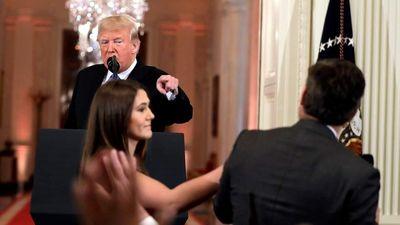 Thêm nhiều bất lợi cho Tổng thống Mỹ Trump trong vụ kiện của CNN