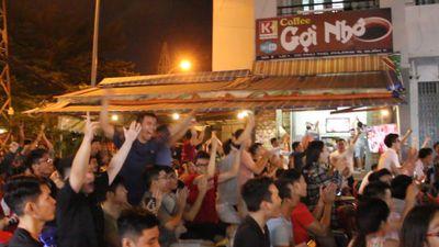 CĐV Sài Gòn mong đội nhà sẽ thắng 3-0