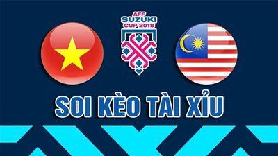 Soi kèo Việt Nam vs Malaysia AFF Cup 2018: 'Giải mã' thầy trò HLV Tan Cheng Hoe