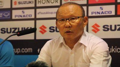 HLV Park Hang-seo tiết lộ vị trí của Quang Hải và Xuân Trường sau trận thắng Malaysia