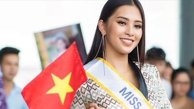 Bị chê kém ngoại ngữ, Hoa hậu Tiểu Vy bất ngờ 'bắn' tiếng anh như gió