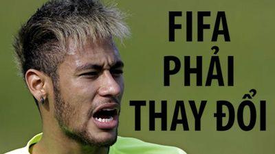 Neymar gợi ý FIFA tổ chức World Cup vào...mỗi năm