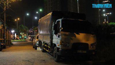 Lái xe tải chở 3 tấn chim cút hôi thối từ Tây Nguyên về miền Tây