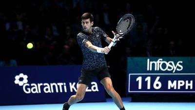 Highlights Djokovic vs Anderson: Bán kết ATP Finals 2018
