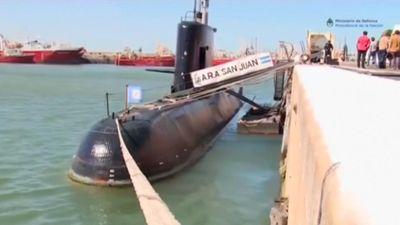 Tìm thấy tàu ngàm hải quân Argentina sau một năm mất tích