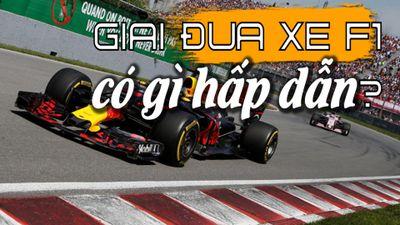 Tổ chức giải đua xe F1: hấp dẫn, nhưng không dễ ăn?