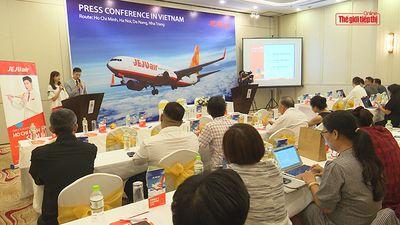 Hãng hàng không giá rẻ của Hàn Quốc mở rộng đường bay đến Việt Nam