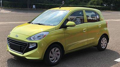 Xe siêu rẻ Hyundai Santro từ 124 triệu sắp về Việt Nam?