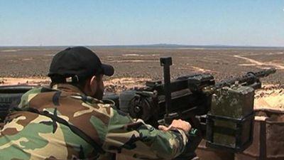Khủng bố phản công, Syria tổn thất nặng ở chiến trường Tây Bắc