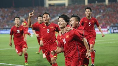 Việt Nam vs Myanmar: Tiến lên Việt Nam!