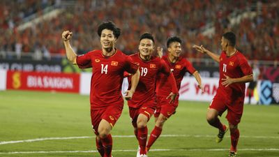 Trực tiếp AFF Cup 2018 Myanmar vs Việt Nam