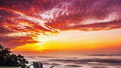 Lạc lối giữa thiên đường mây huyền ảo trên thế giới